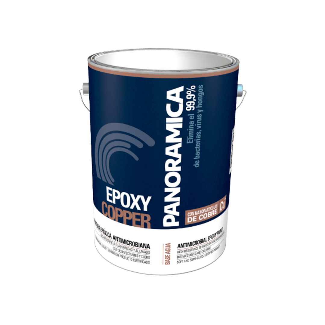 Pintura Panoramicas Epoxy Copper