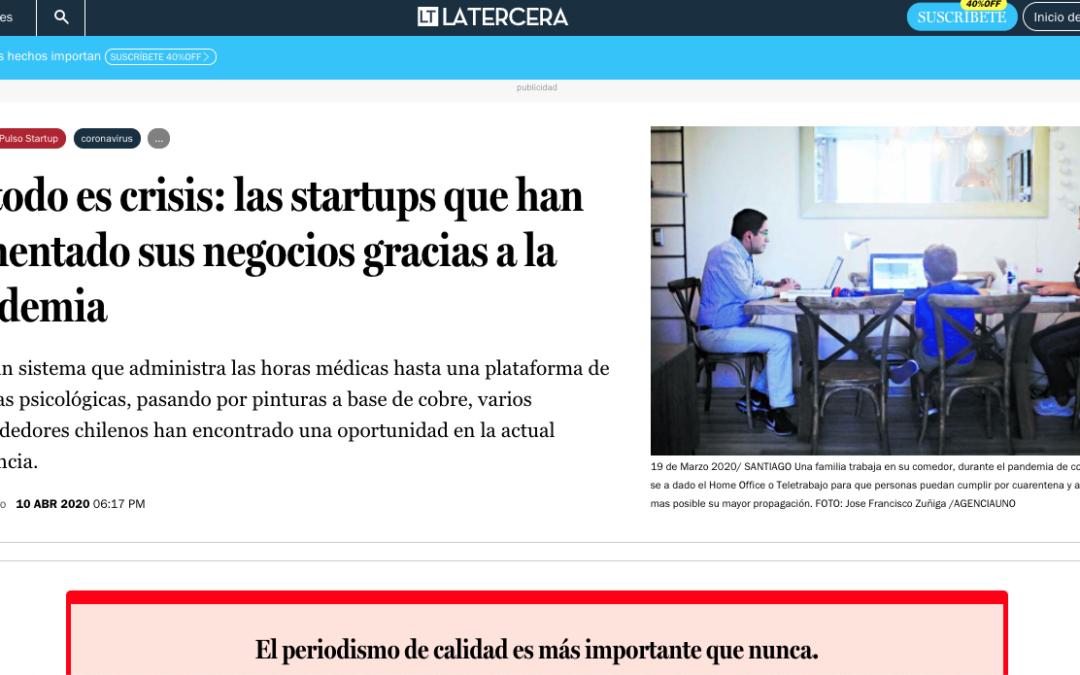 No todo es crisis: las startups que han aumentado sus negocios gracias a la pandemia