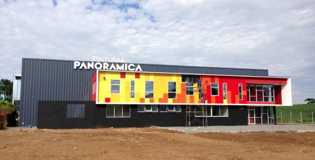 Pinturas Panorámica ofrece sus productos ecológicos e innovadores